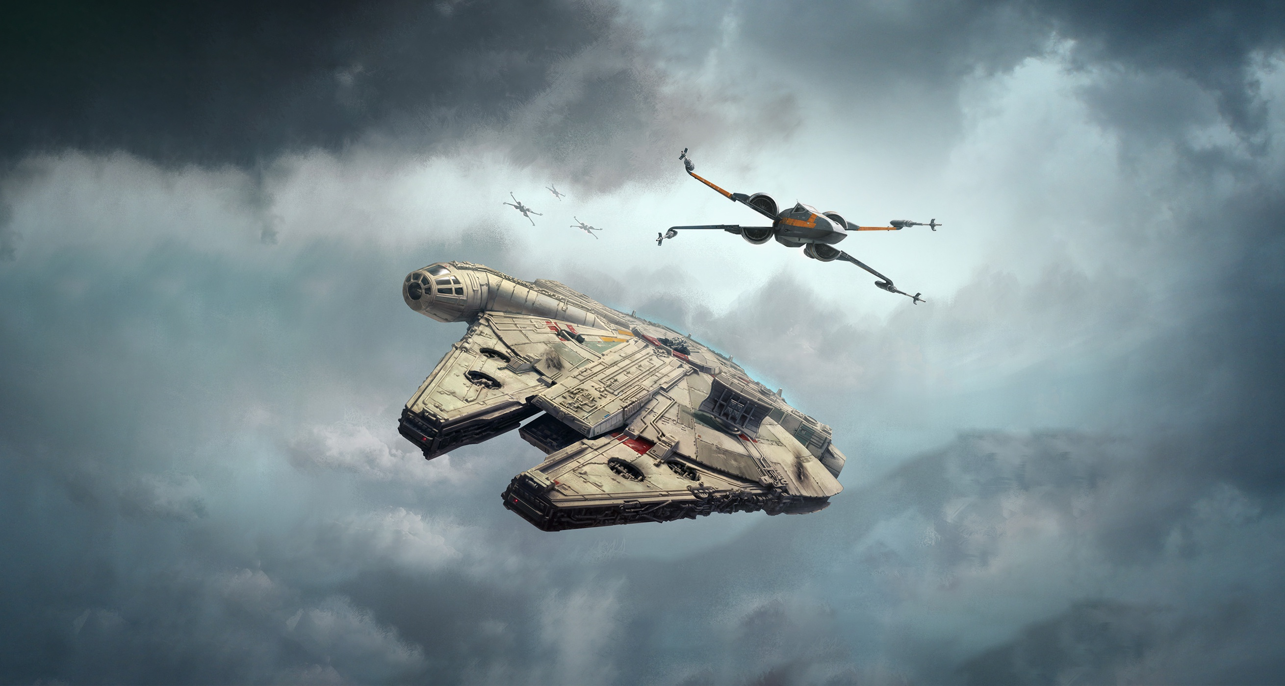 X Wing Starfighter Wallpapers Posted By Ryan Simpson