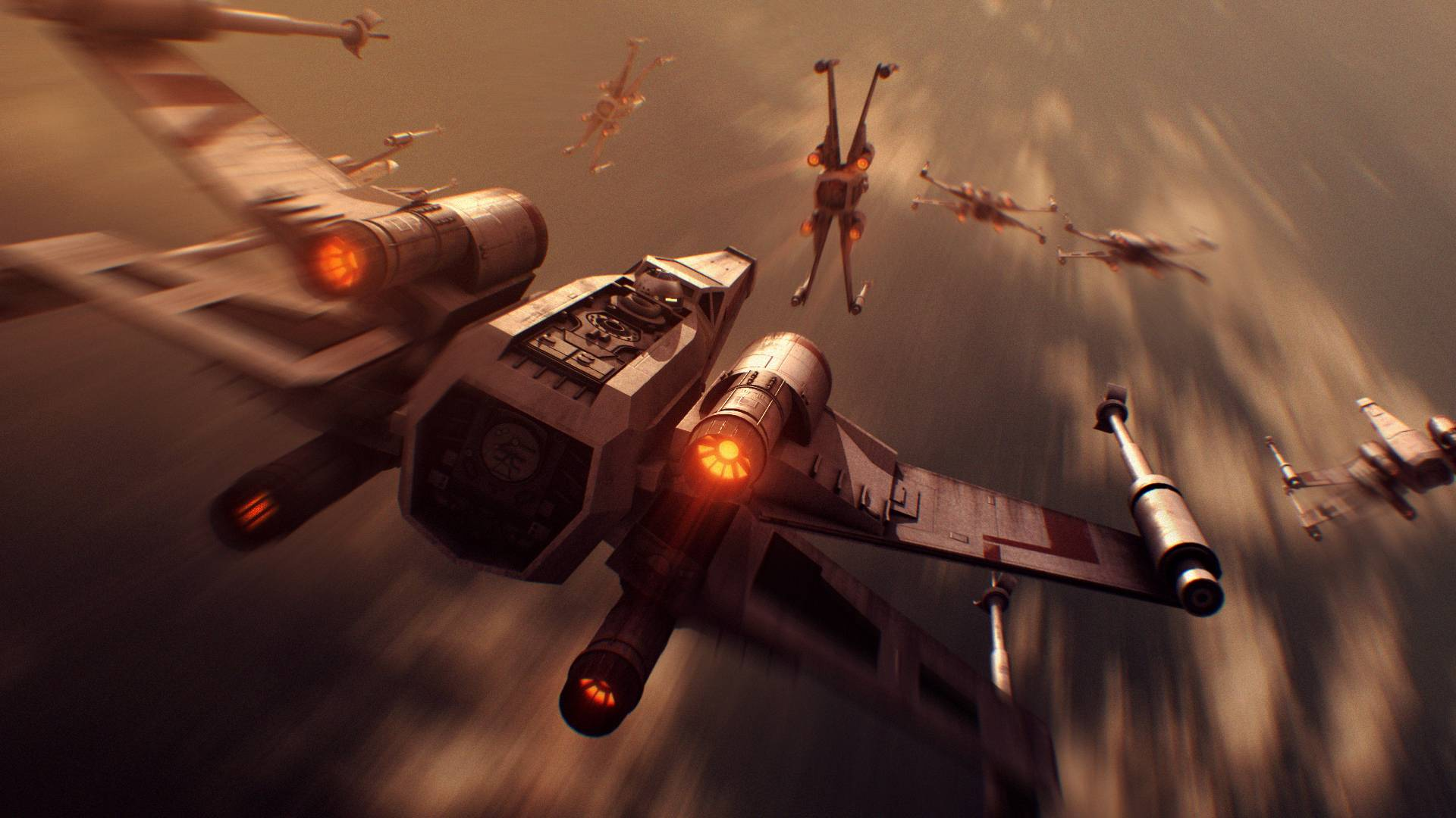 X Wing Wallpaper Posted By Christopher Sellers