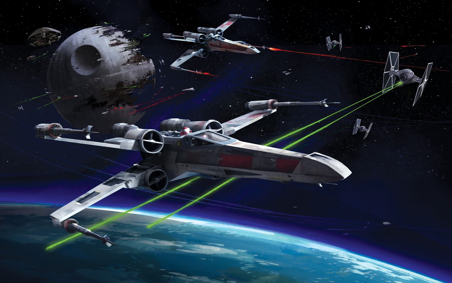 X Wing Wallpaper HD 62+ images