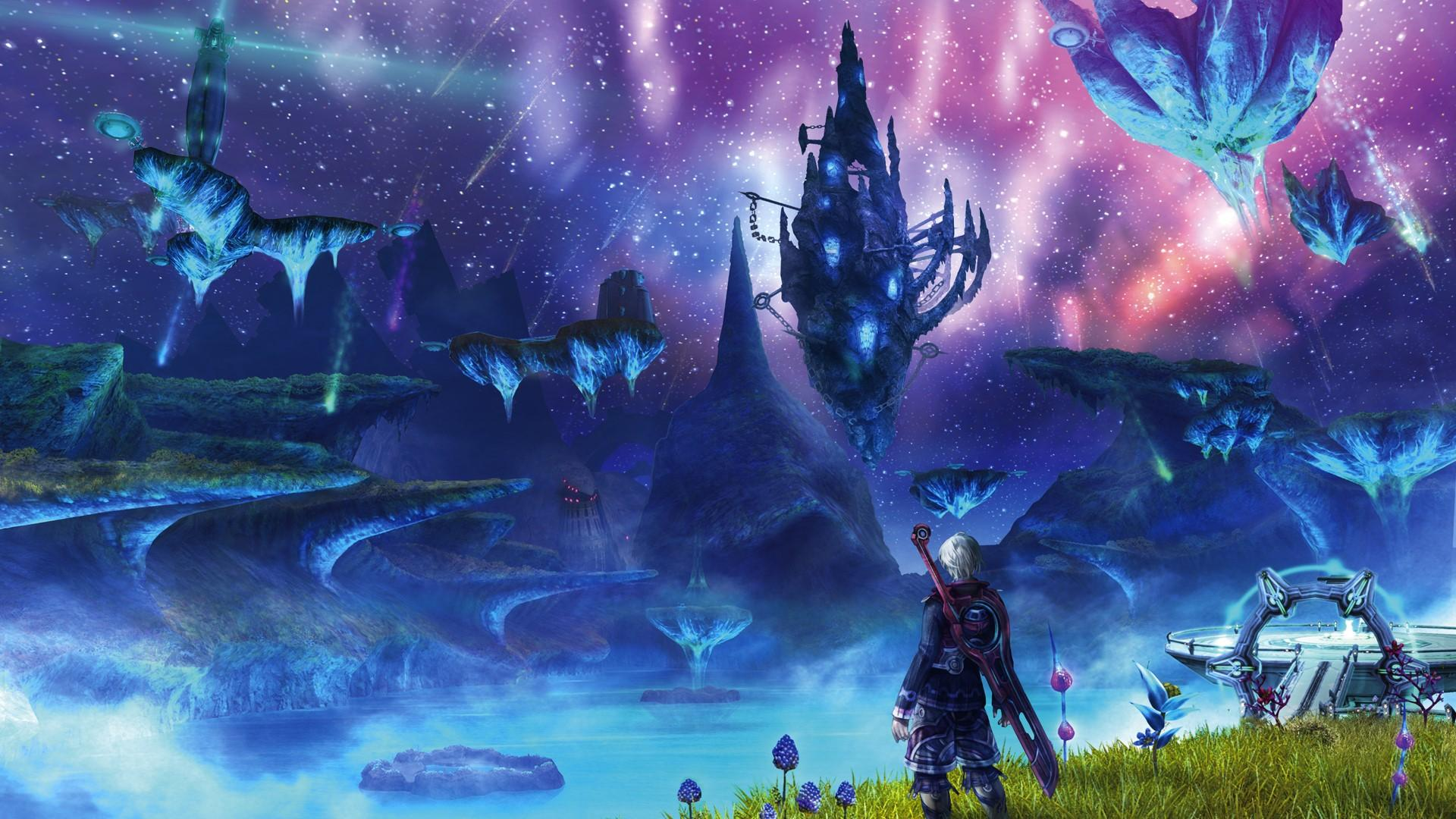 Xenoblade Chronicles Background Posted By Ethan Thompson