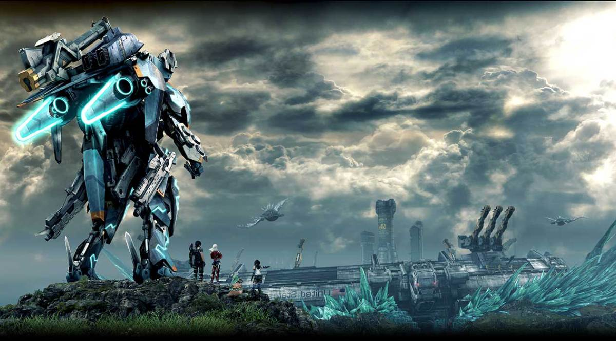 Xenoblade Chronicles Wallpaper 1920x1080 Posted By Sarah Walker