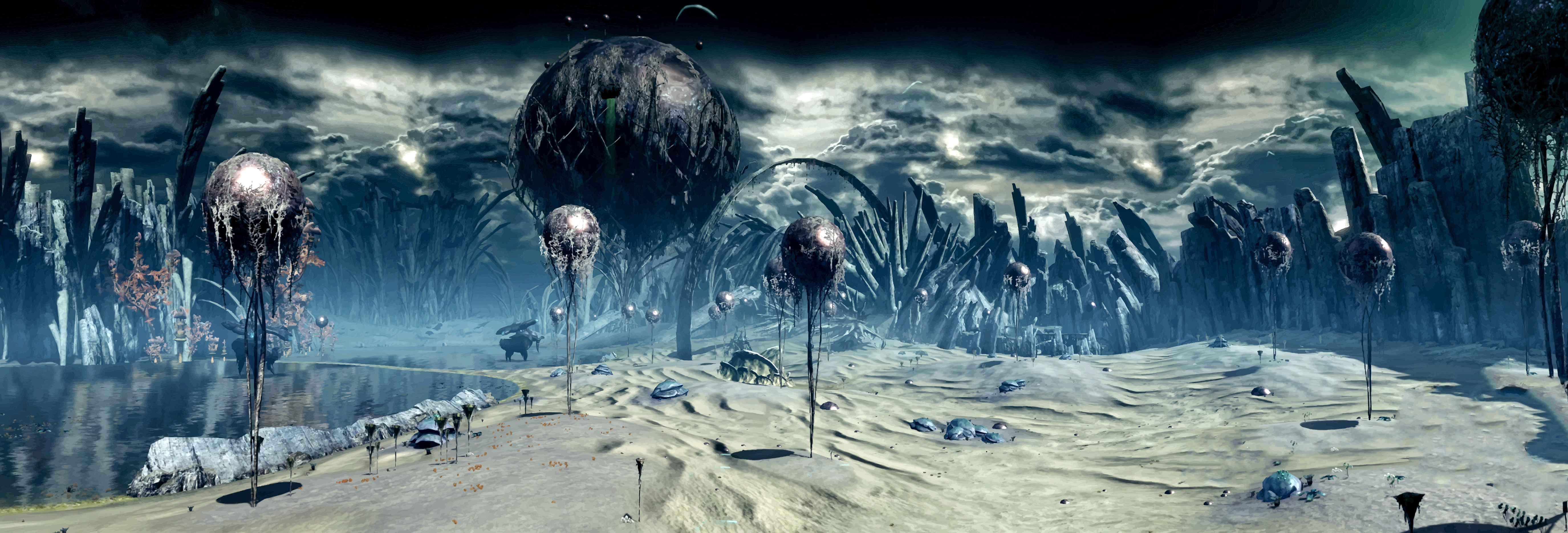 Xenoblade Chronicles X Wallpaper Posted By Ryan Anderson