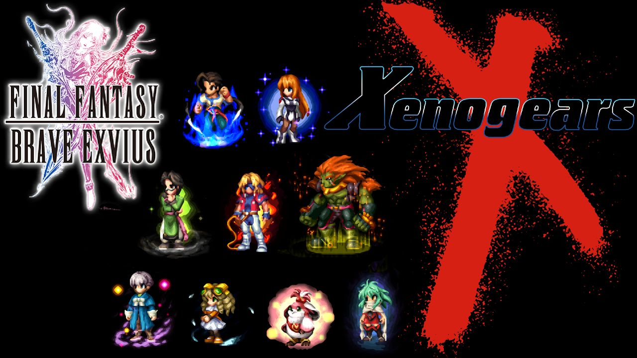 Xenogears Wallpaper Posted By Ethan Cunningham