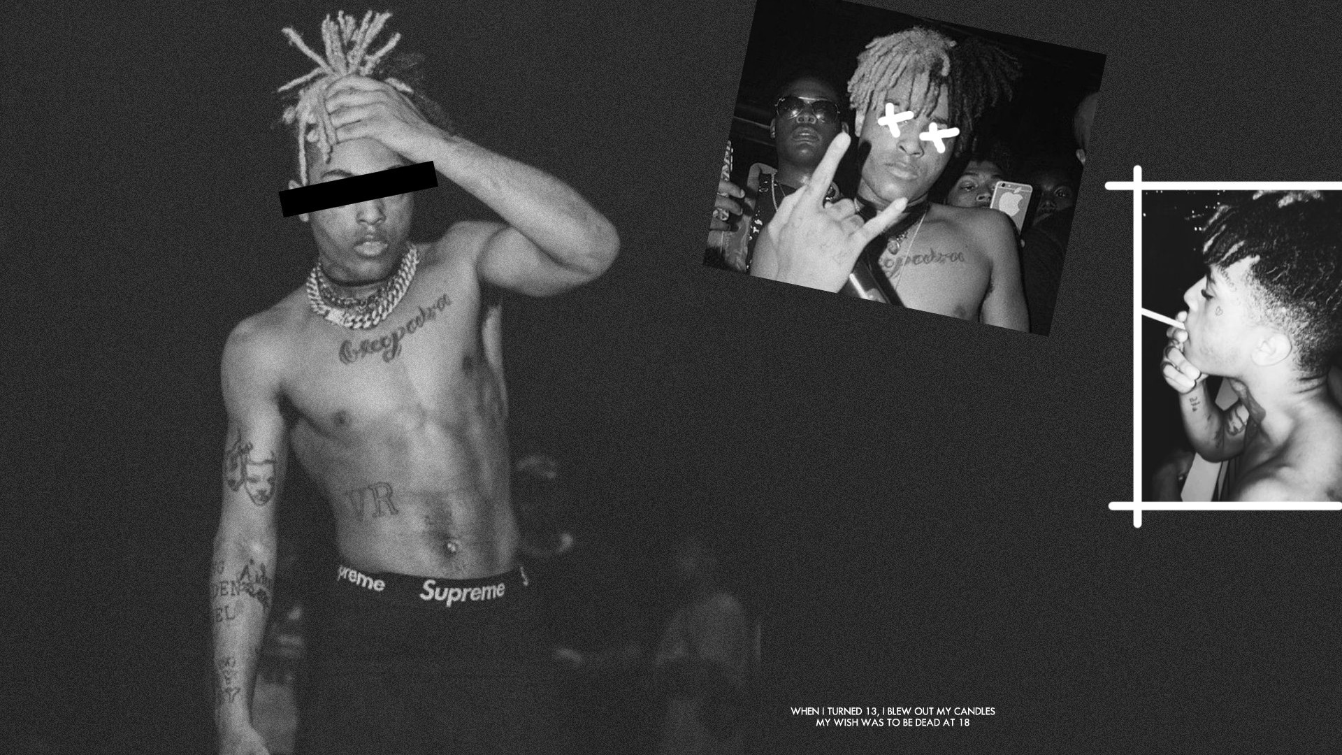As a woman, i didn't like xxxtentacion, but i didn't want him to die either