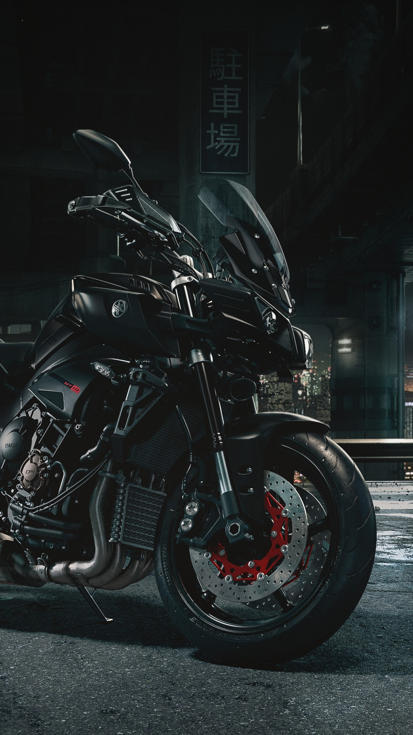Yamaha Mt 10 Wallpapers Posted By Ethan Anderson