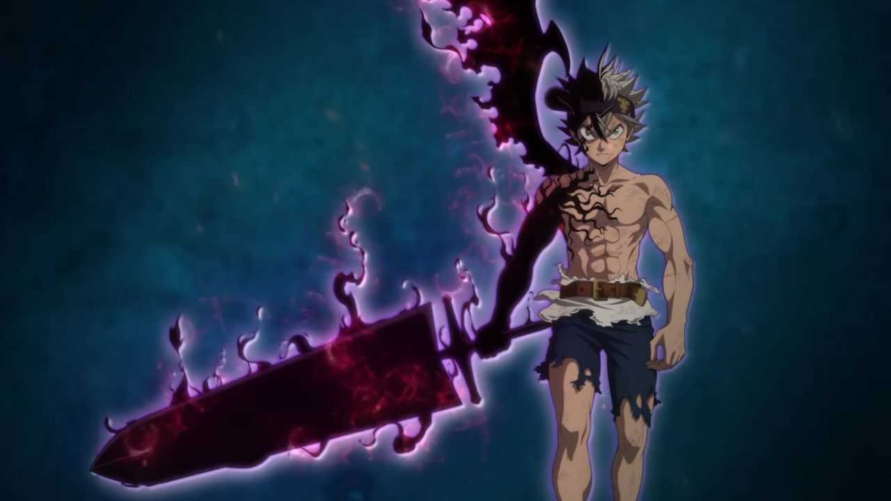 Yami Sukehiro Black Clover Wallpapers Posted By Zoey Tremblay