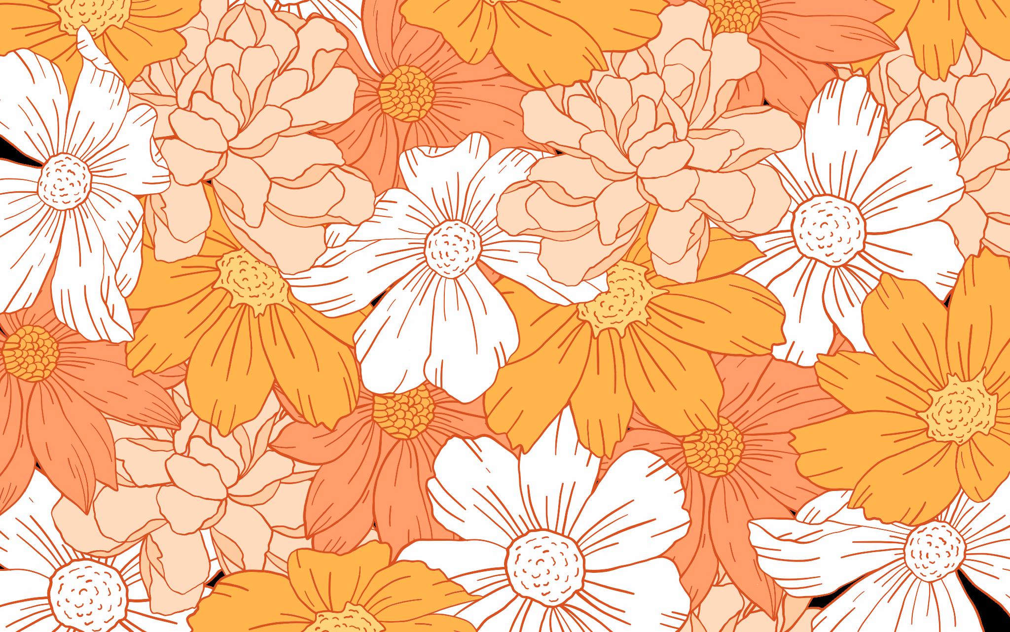 April Desktop Backgrounds Aesthetic Desktop Wallpaper