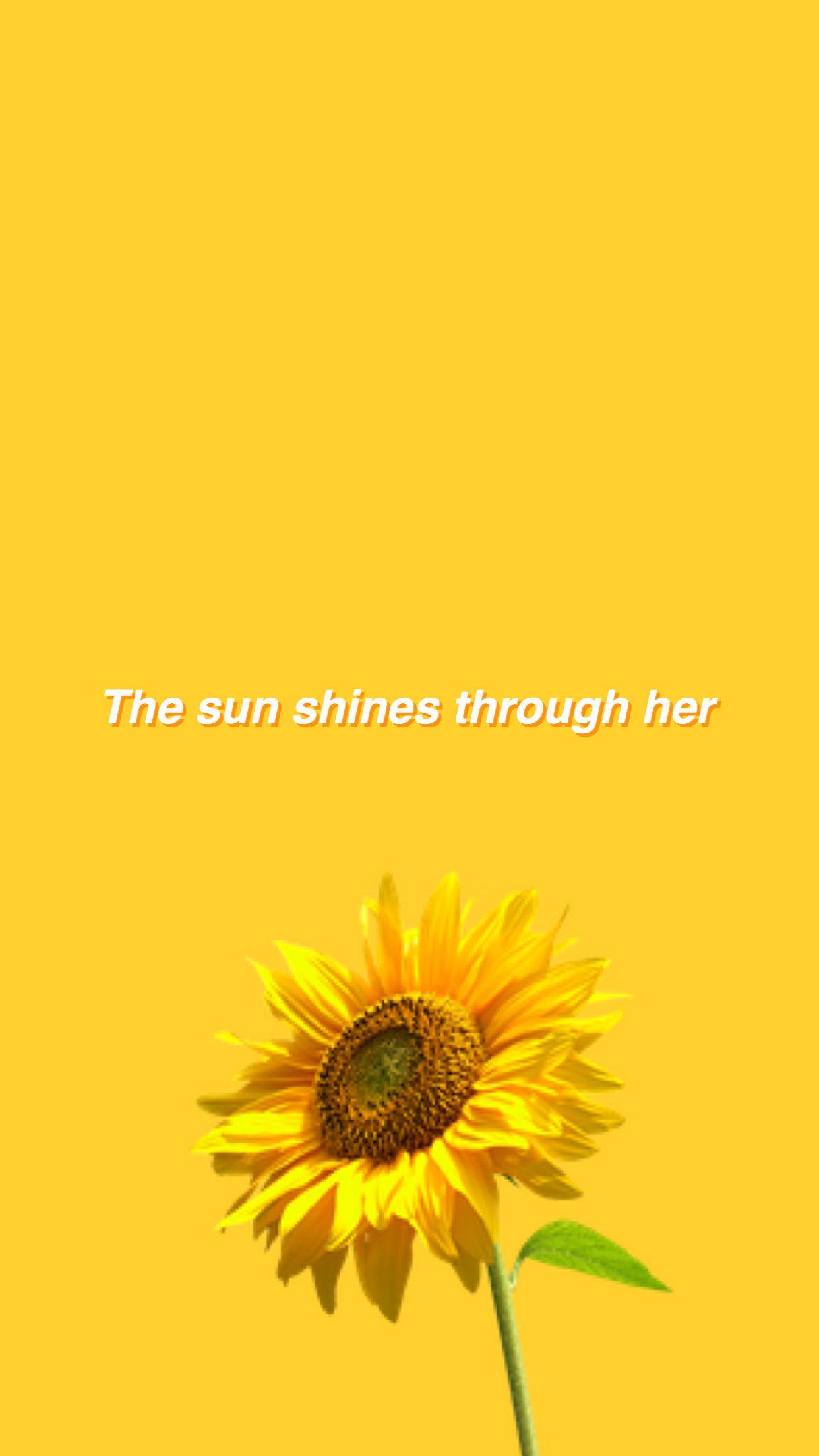 Yellow Aesthetic Wallpaper Desktop Posted By Sarah Mercado