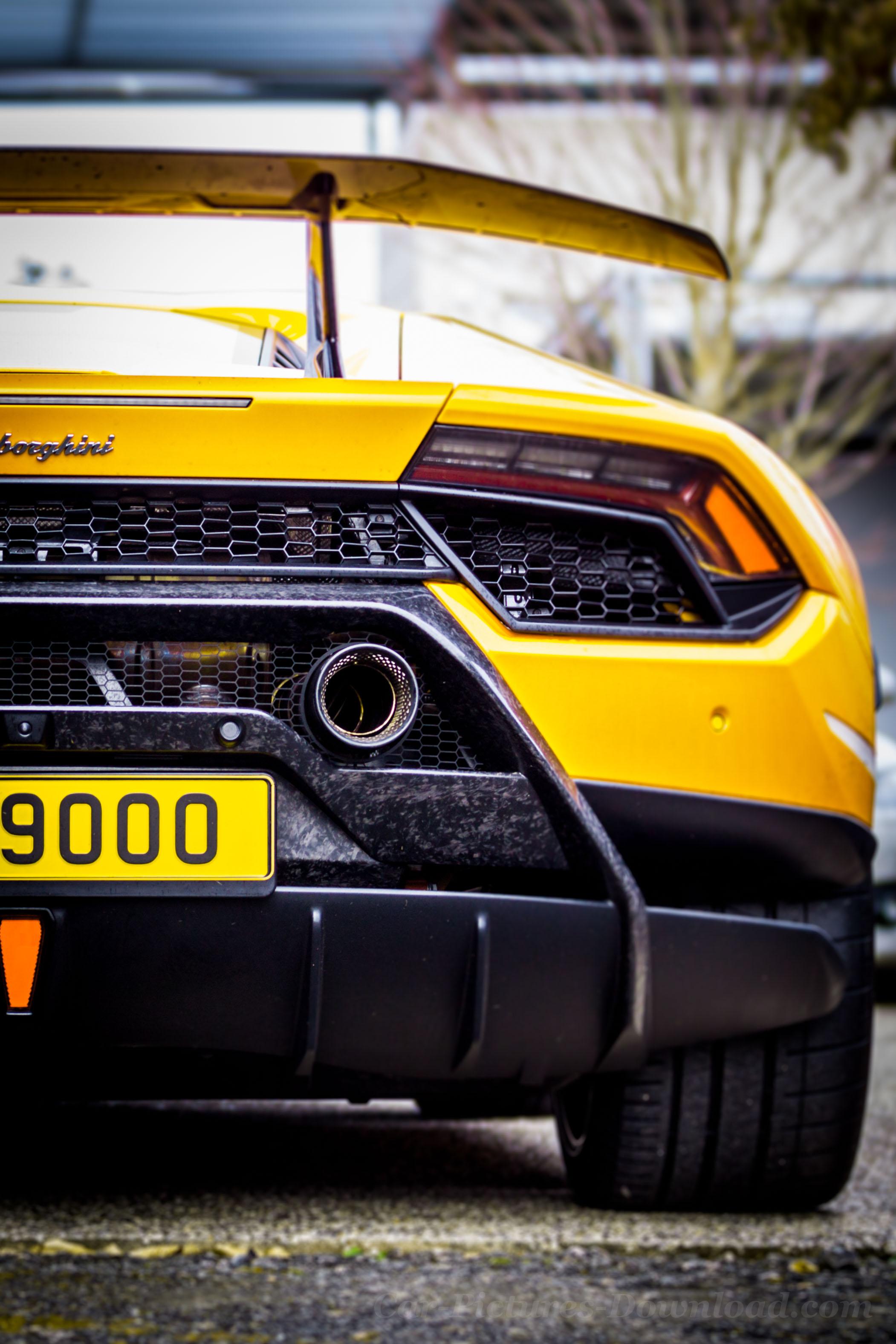 Lamborghini Huracan Wallpaper Pictures 4K Ultra HD Free