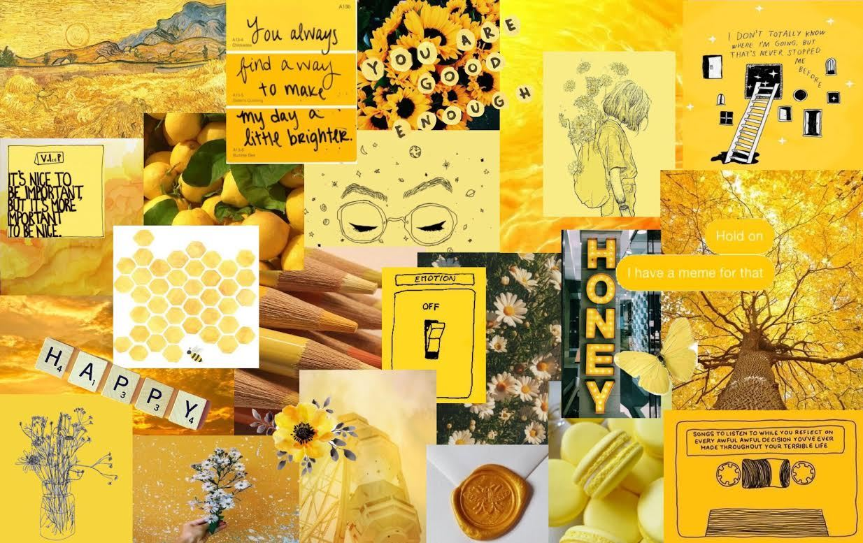 Yellow Laptop Wallpaper Posted By Michelle Walker