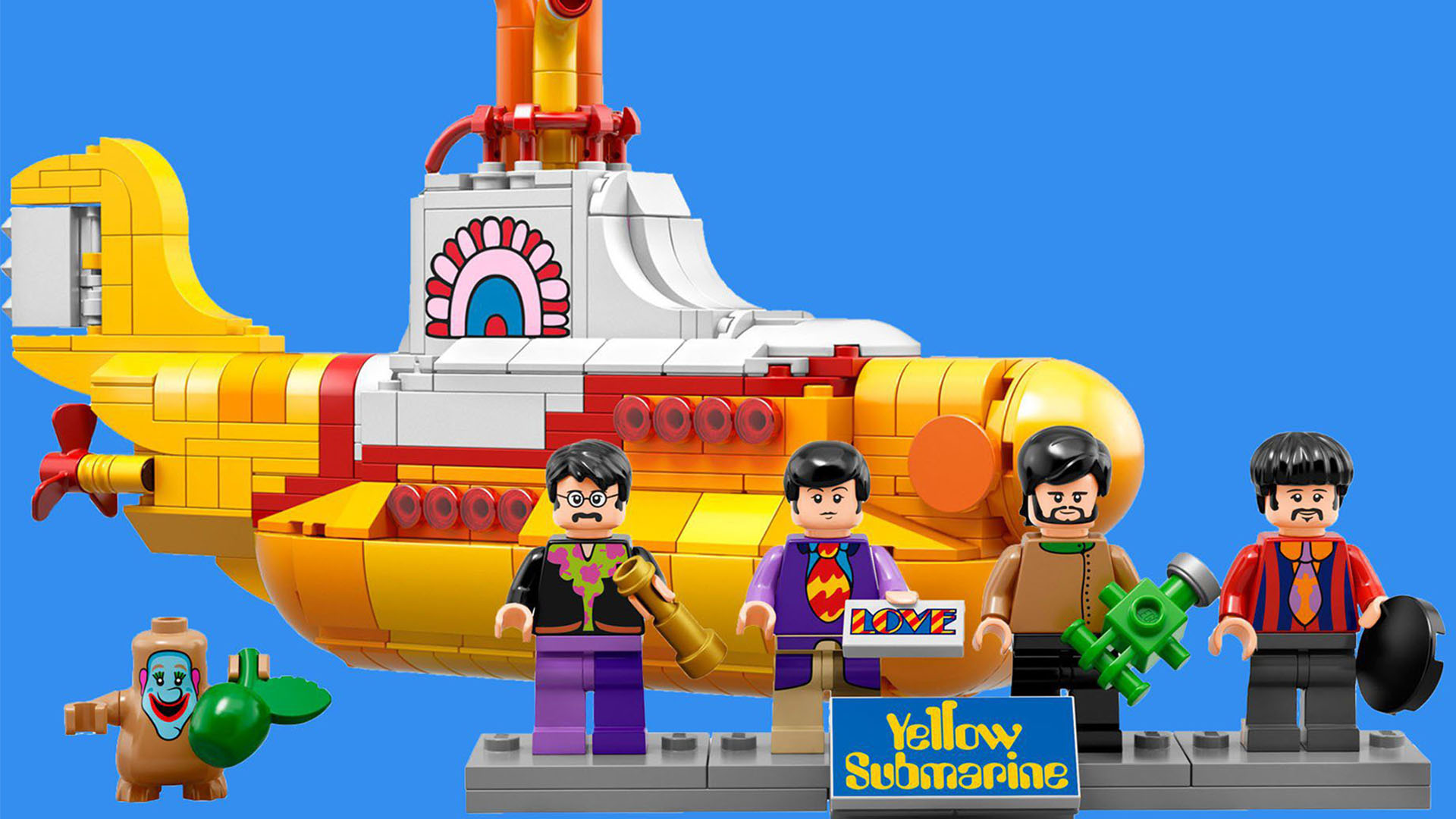 Yellow Submarine Wallpapers Posted By Zoey Mercado