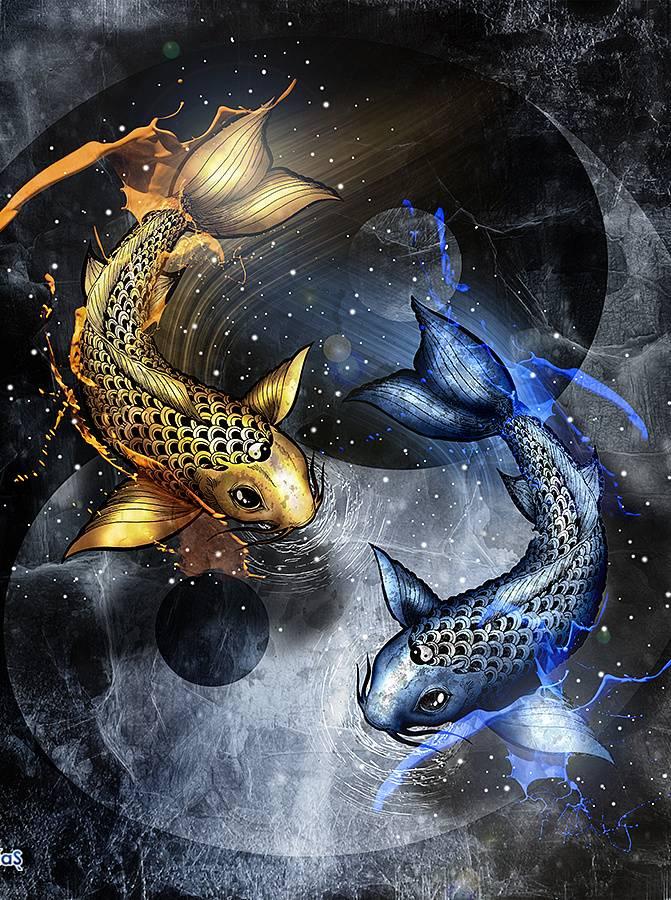 Yin And Yang Wallpaper Posted By Ryan Tremblay