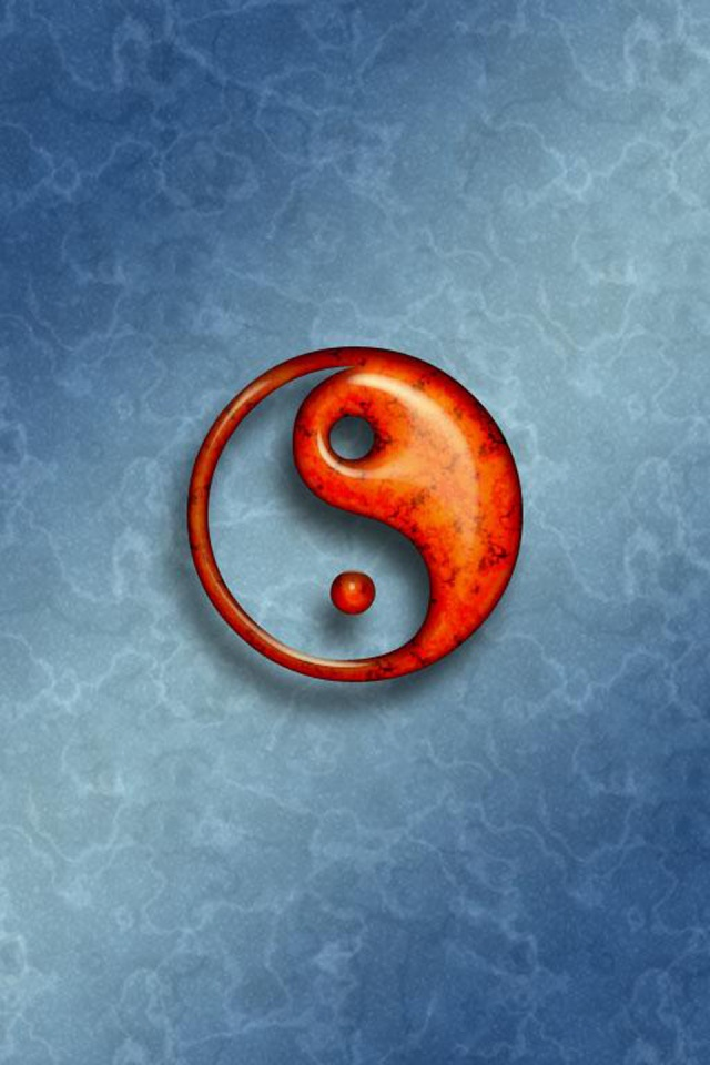 Yin Yang Wallpaper Iphone Posted By Michelle Simpson