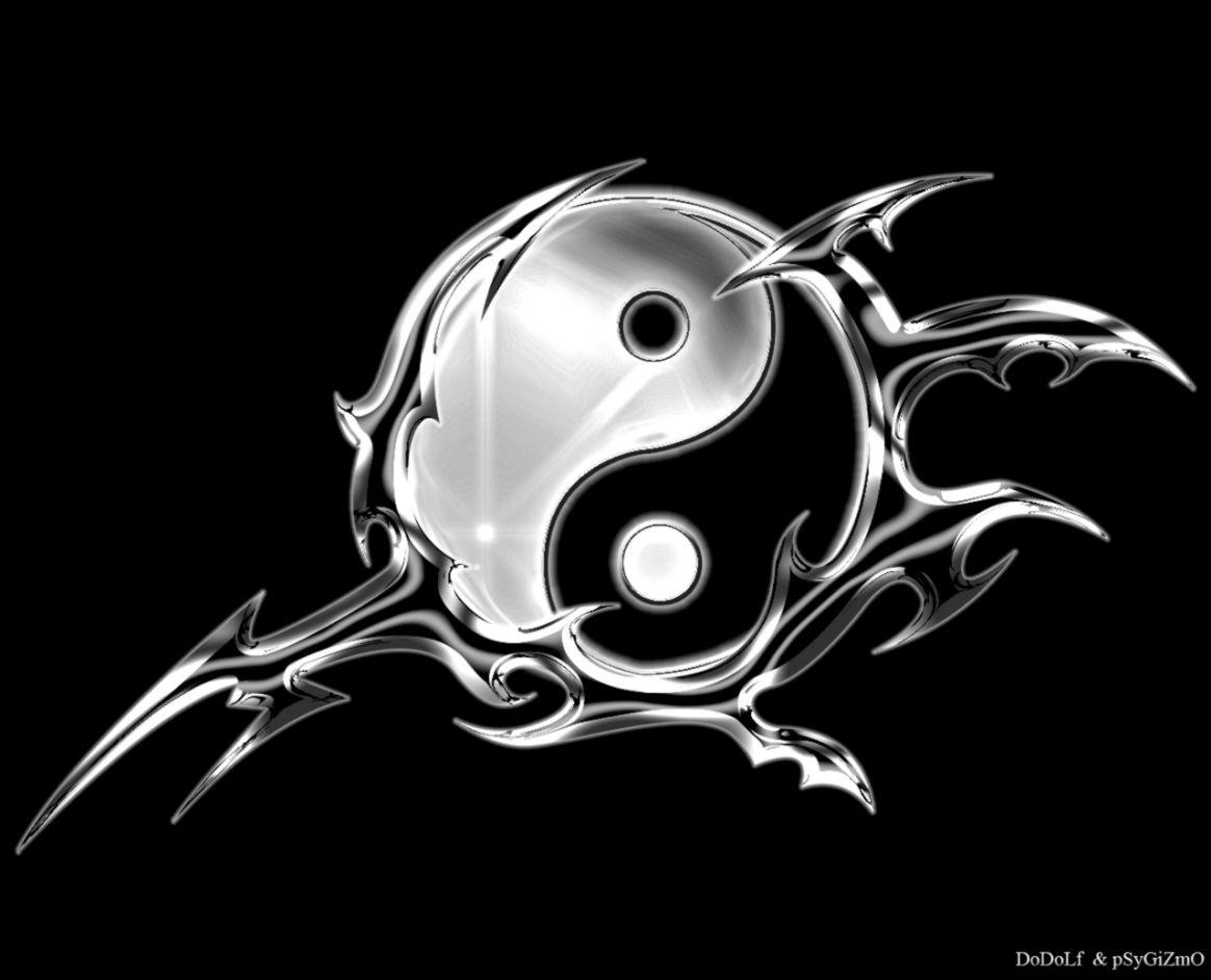 Yin Yang Wallpapers Posted By John Peltier