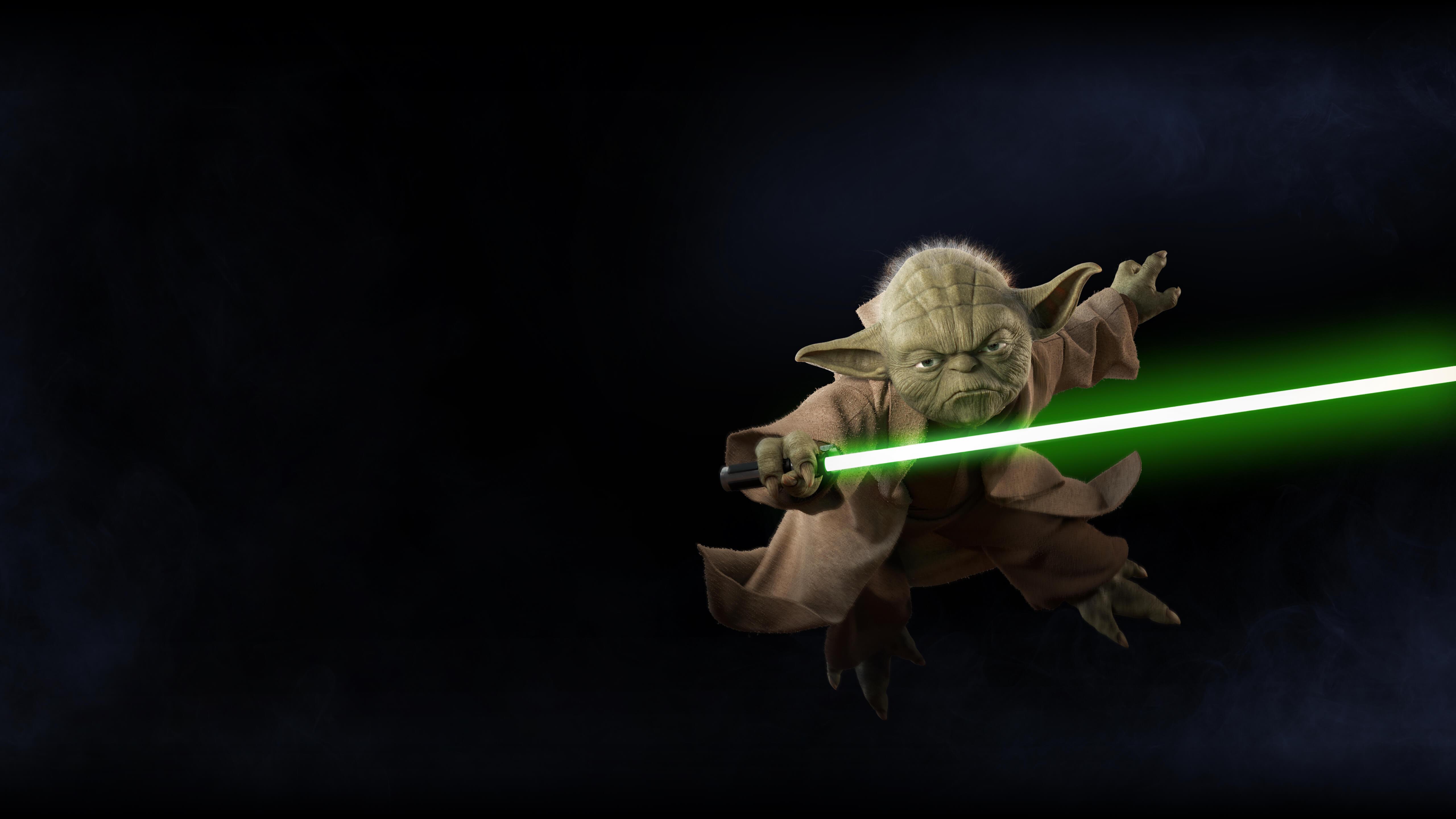 Yoda Hd Wallpaper Posted By Samantha Anderson