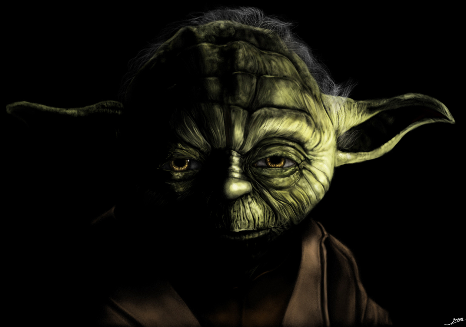 Yoda Wallpapers Posted By Ethan Walker