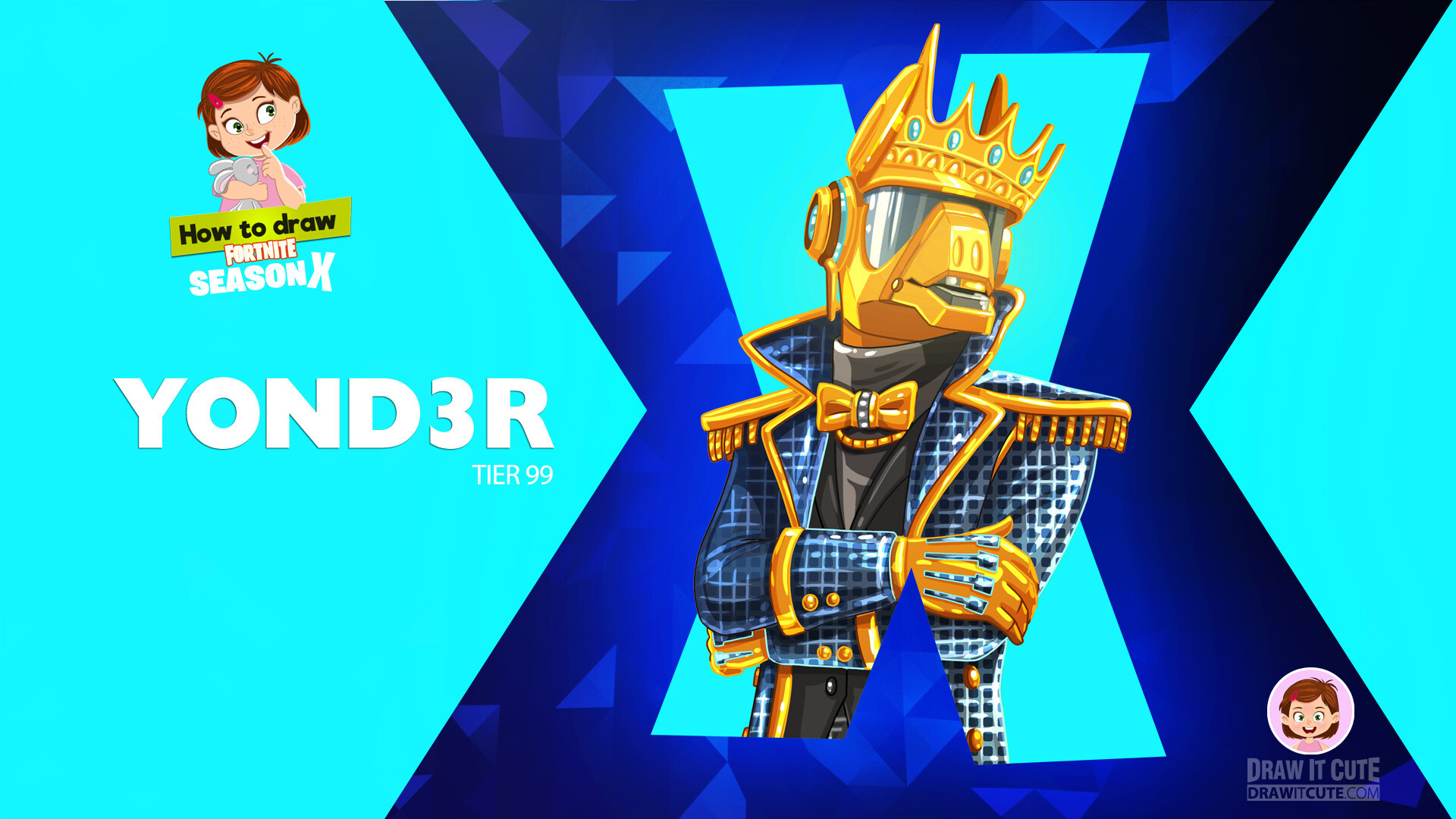 Yond3r Fortnite Wallpapers Posted By Ryan Tremblay