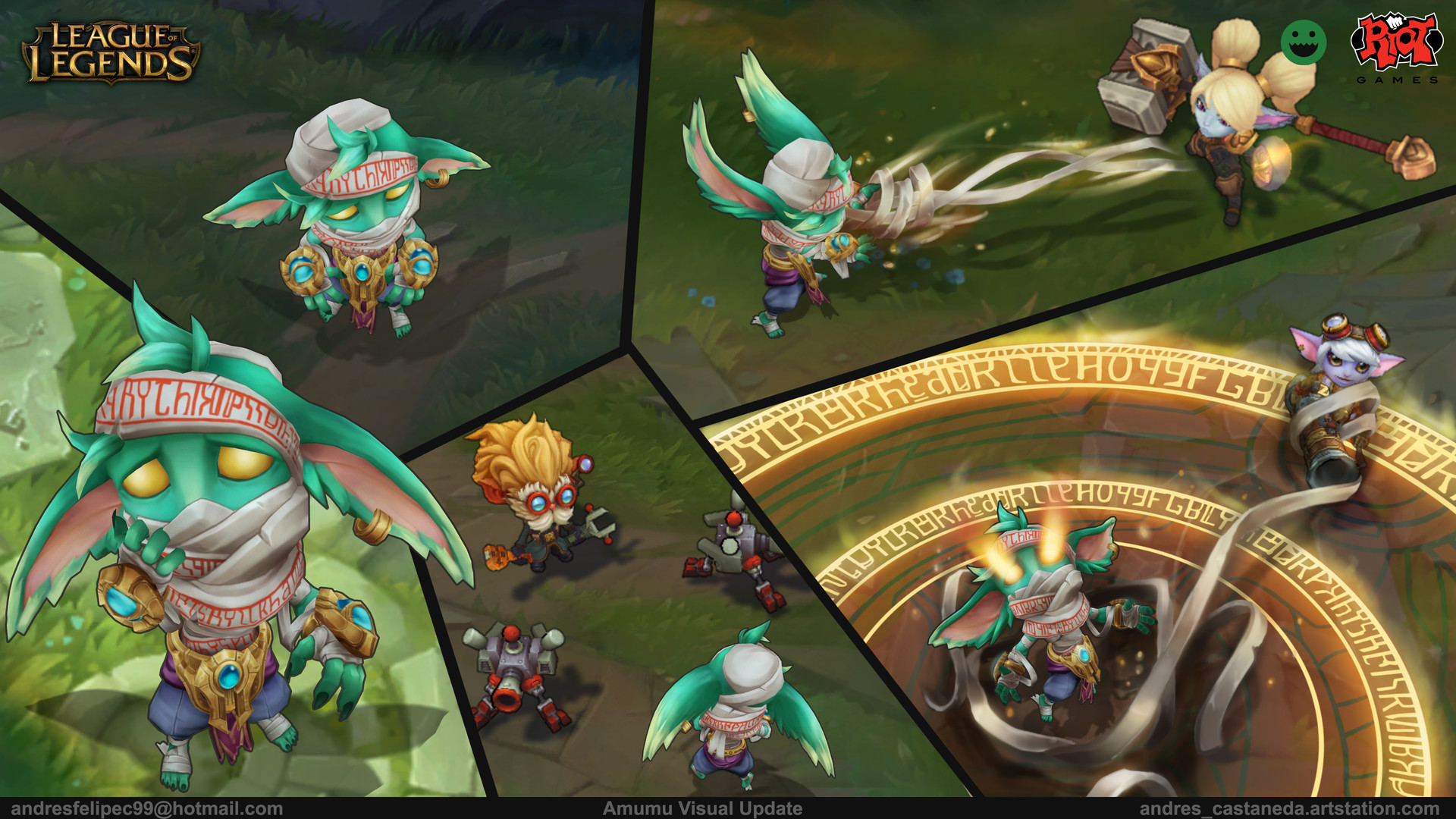 Yordle Wallpaper Posted By Samantha Simpson Mood piece for an ionian yordle, going for a more serious take. yordle wallpaper posted by samantha simpson