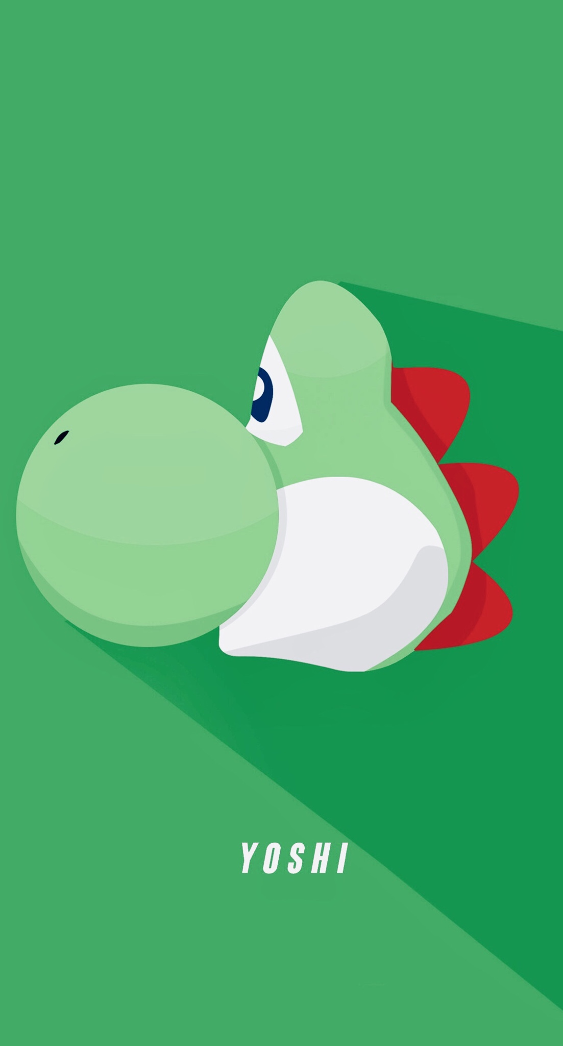Yoshi Iphone Wallpaper Posted By Samantha Peltier