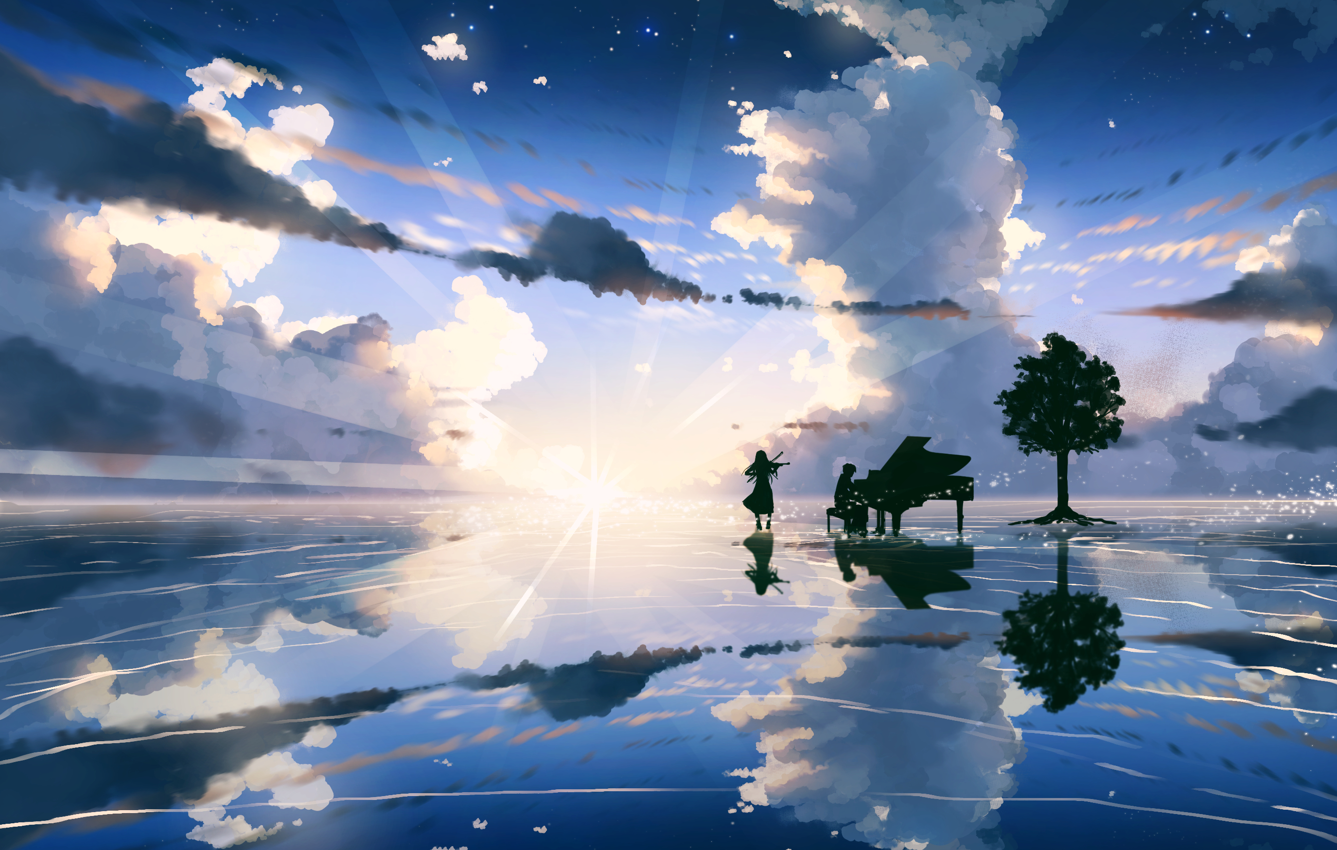 Your Lie In April Kaori Wallpaper Posted By Ryan Thompson