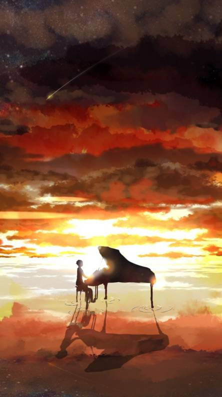 Your Lie In April Wallpaper Iphone Posted By Samantha Peltier