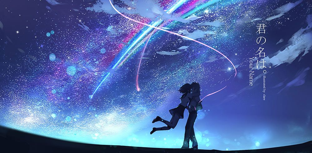 Your Name Anime 1080p Posted By Ryan Peltier