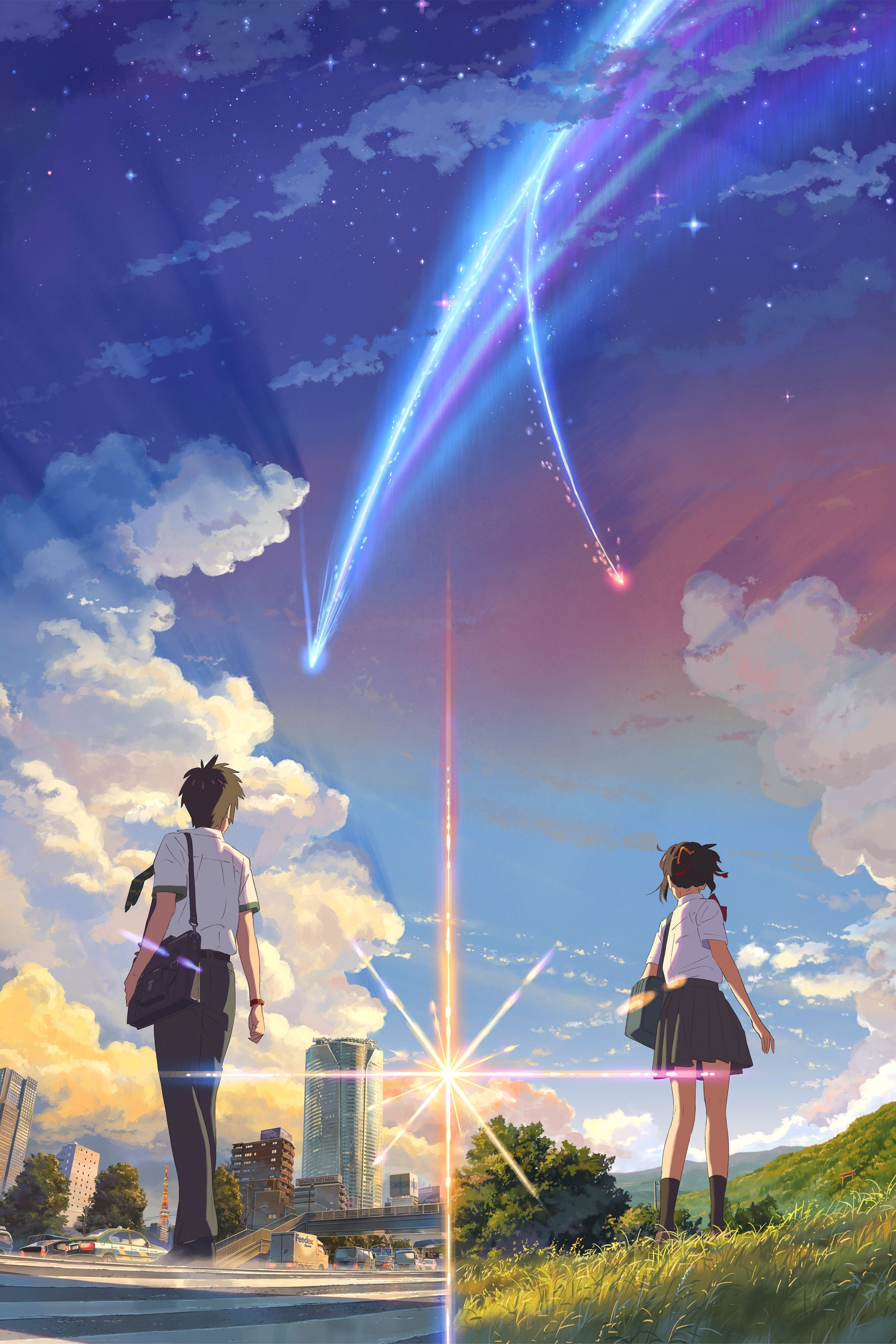 Your Name Wallpaper 4k Posted By Ethan Thompson