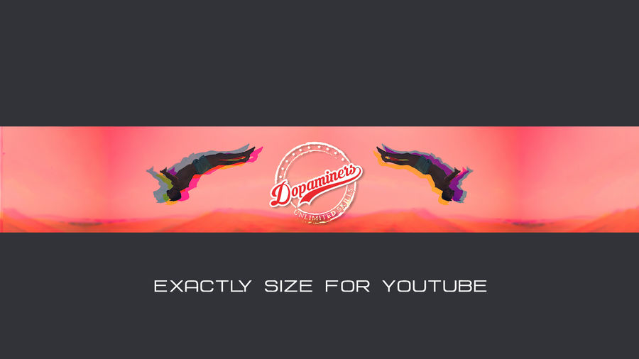 Youtube Channel Background Size posted by John Anderson
