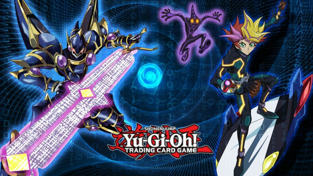 Yu Gi Oh Vrains Wallpapers Posted By Samantha Walker