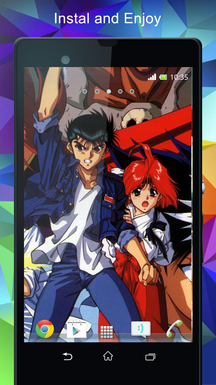 Yu Yu Hakusho Wallpapers Posted By Michelle Johnson