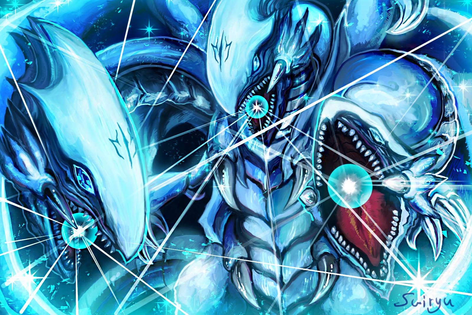 Yugioh Dragons Wallpaper