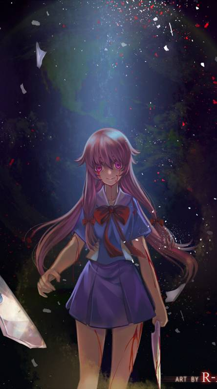 Yuno Gasai Wallpapers Posted By Michelle Mercado