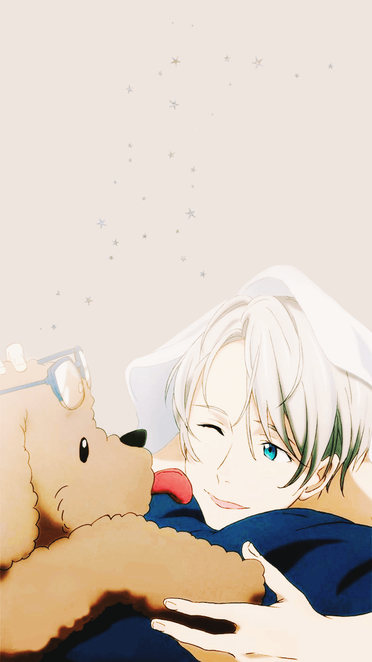 Yuri On Ice Iphone Background Posted By Christopher Mercado
