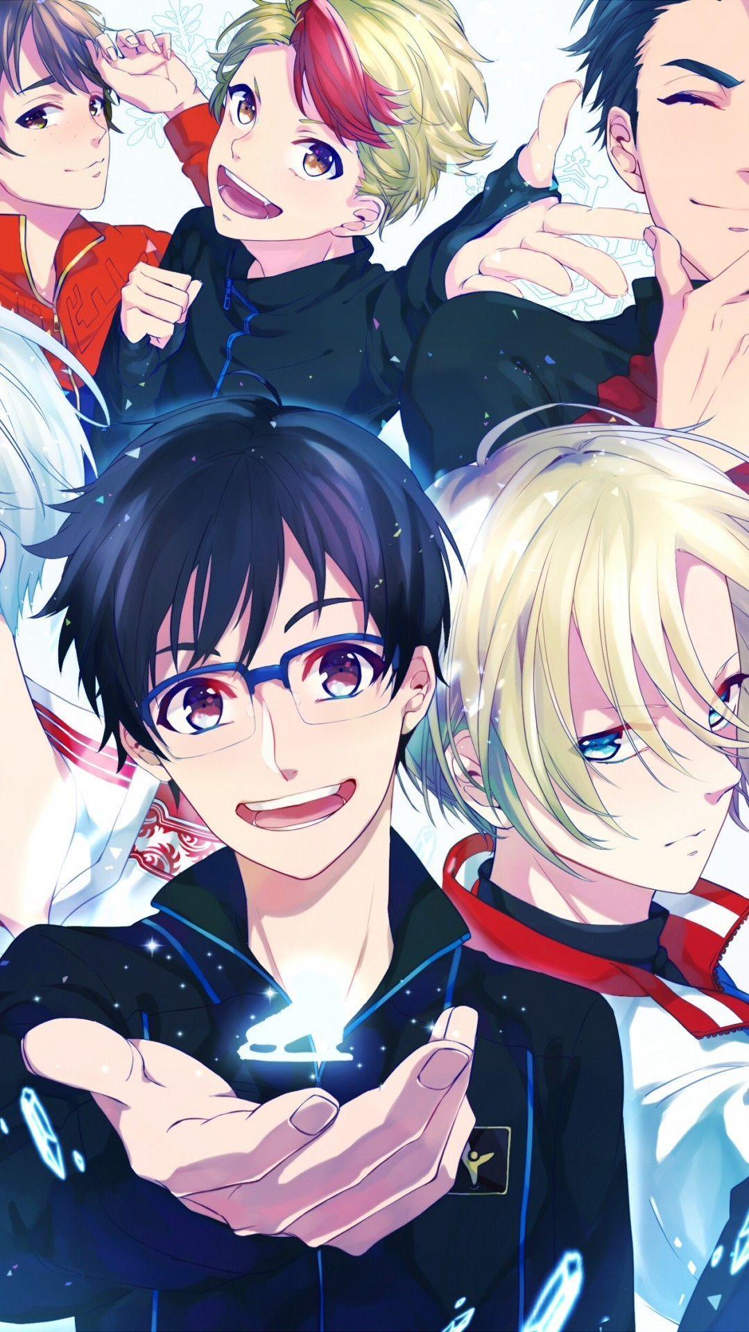 Yuri On Ice Iphone Wallpaper Posted By Sarah Johnson