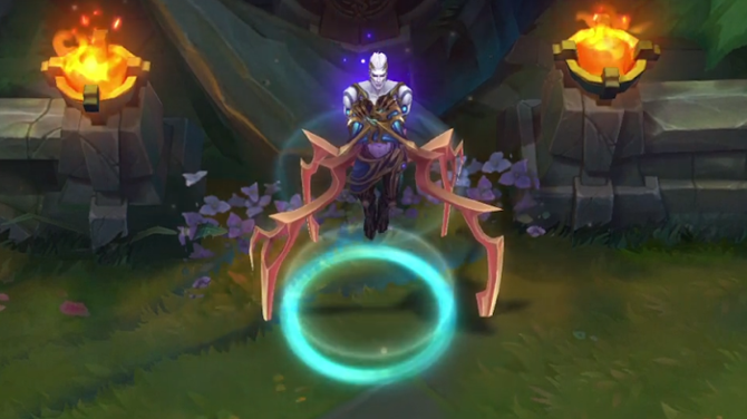 Riot Please tell me that Galaxy Slayer Zed will have