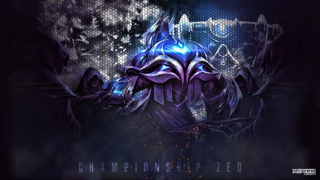 Zed Wallpaper Hd Posted By Ryan Johnson