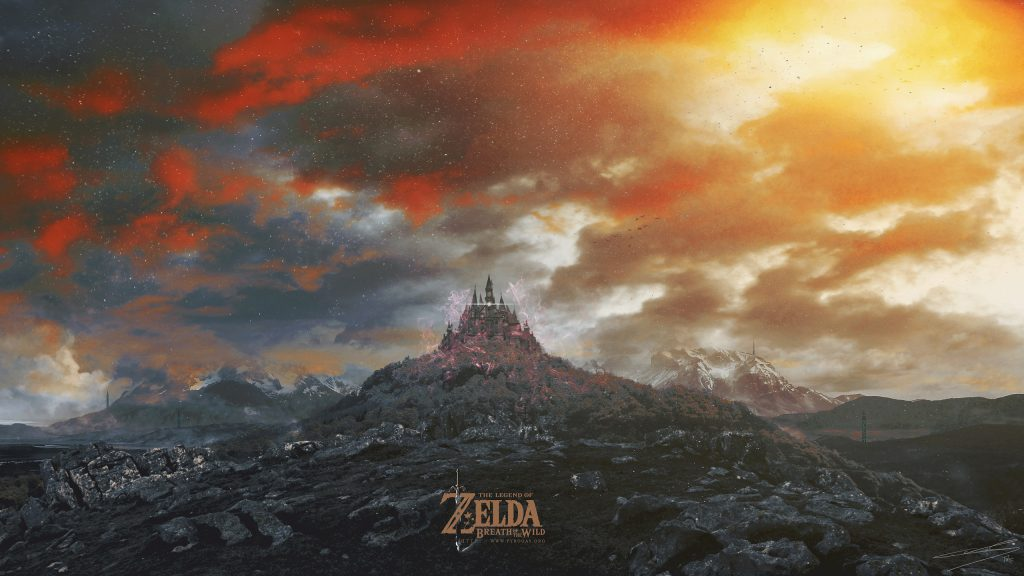 Zelda 4k Wallpaper Posted By Ethan Thompson
