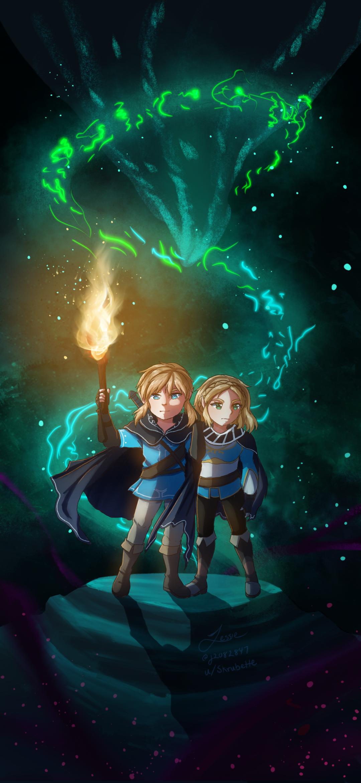 Zelda Botw Wallpaper Posted By Sarah Tremblay