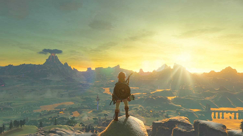 Zelda Breath Of The Wild Wallpaper