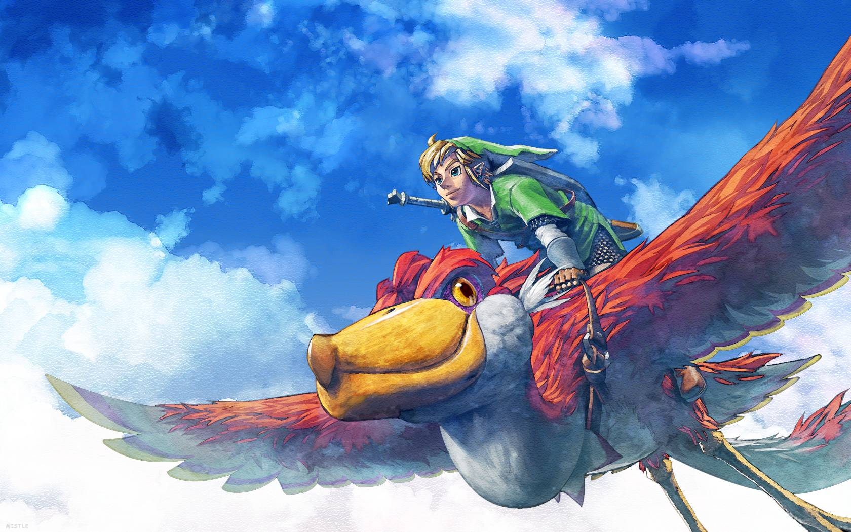 Zelda Wind Waker Wallpaper