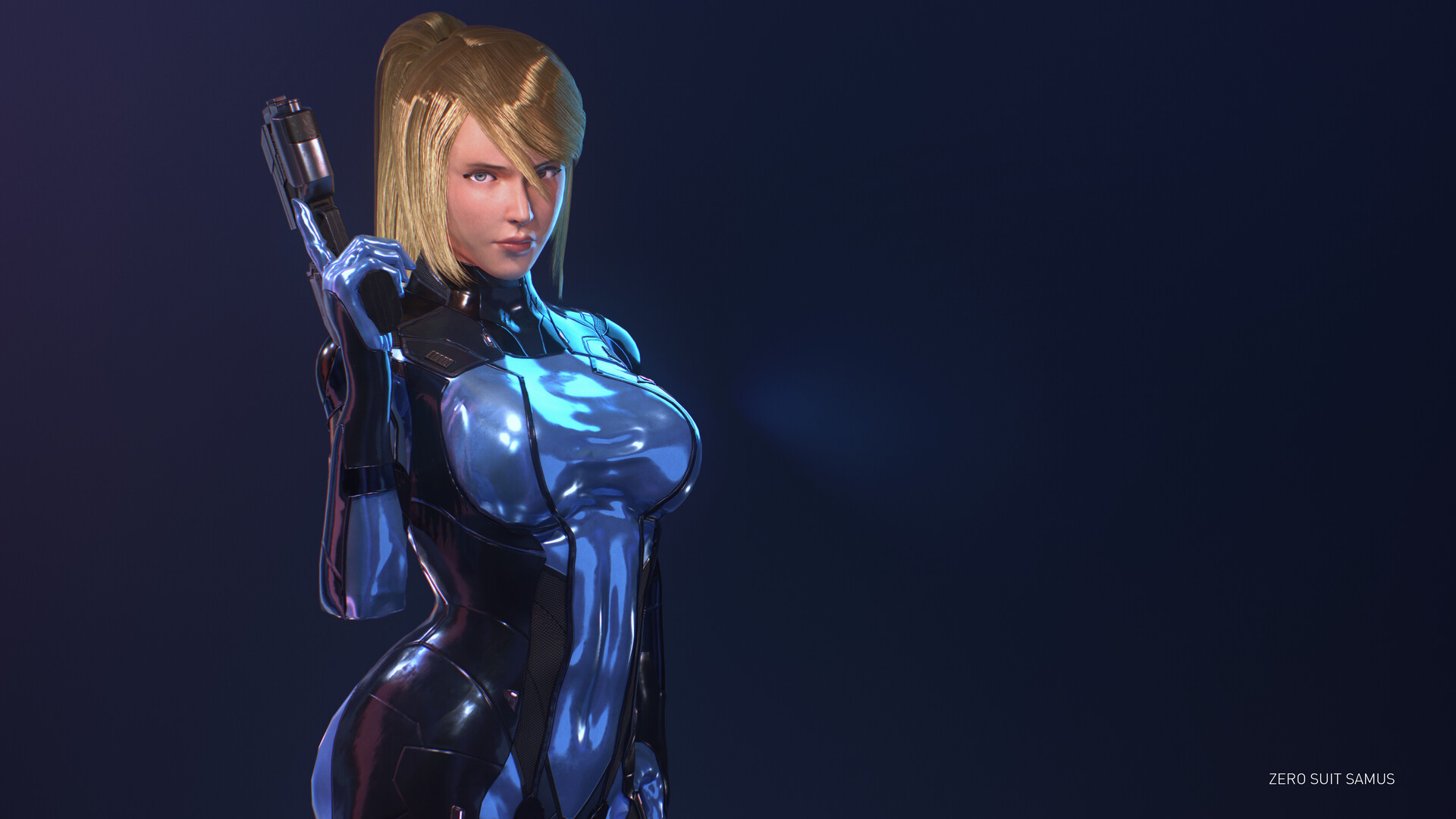 Zero Suit Samus Wallpaper Posted By Sarah Sellers
