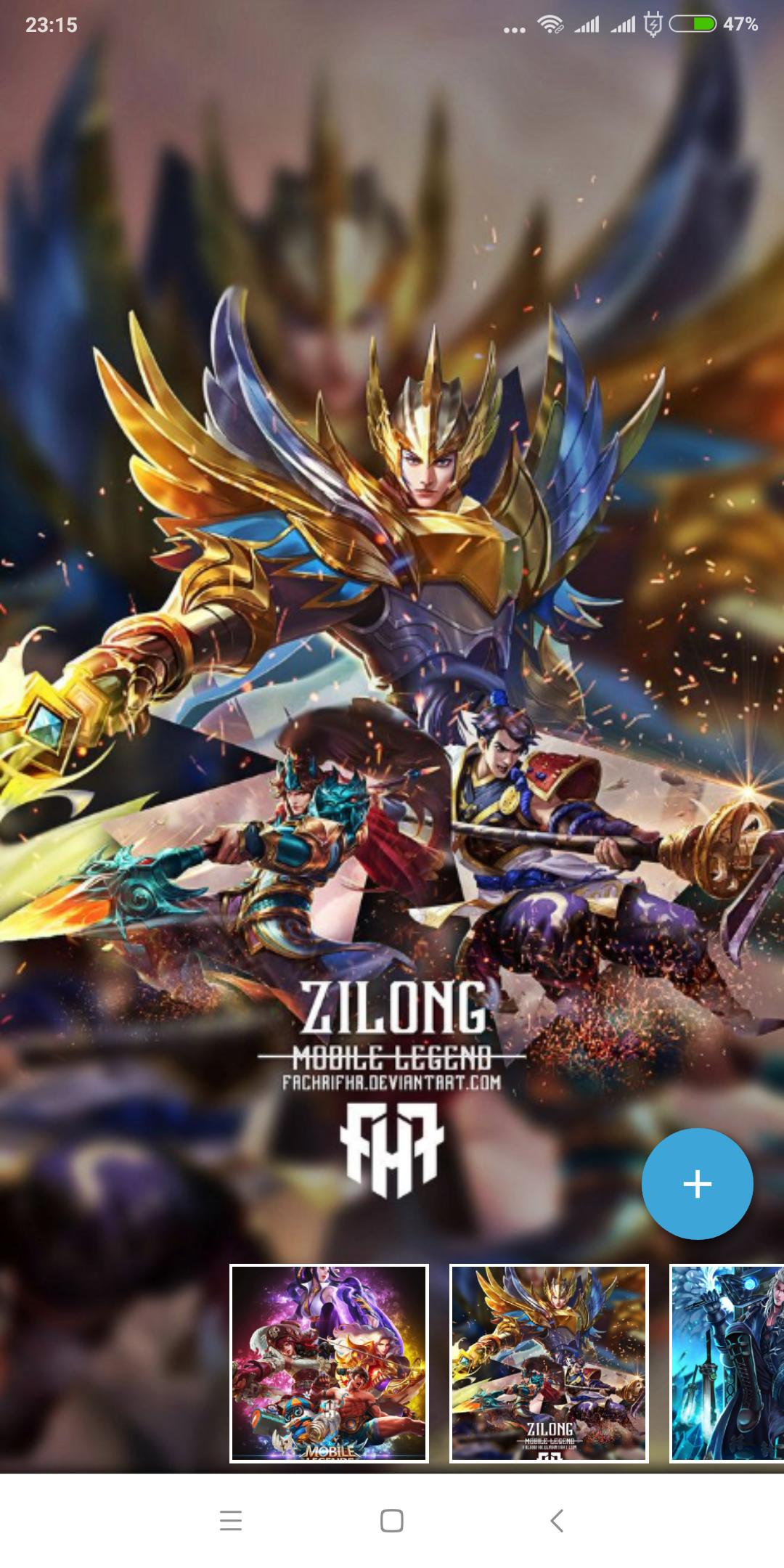 Zilong Wallpapers Posted By Zoey Simpson