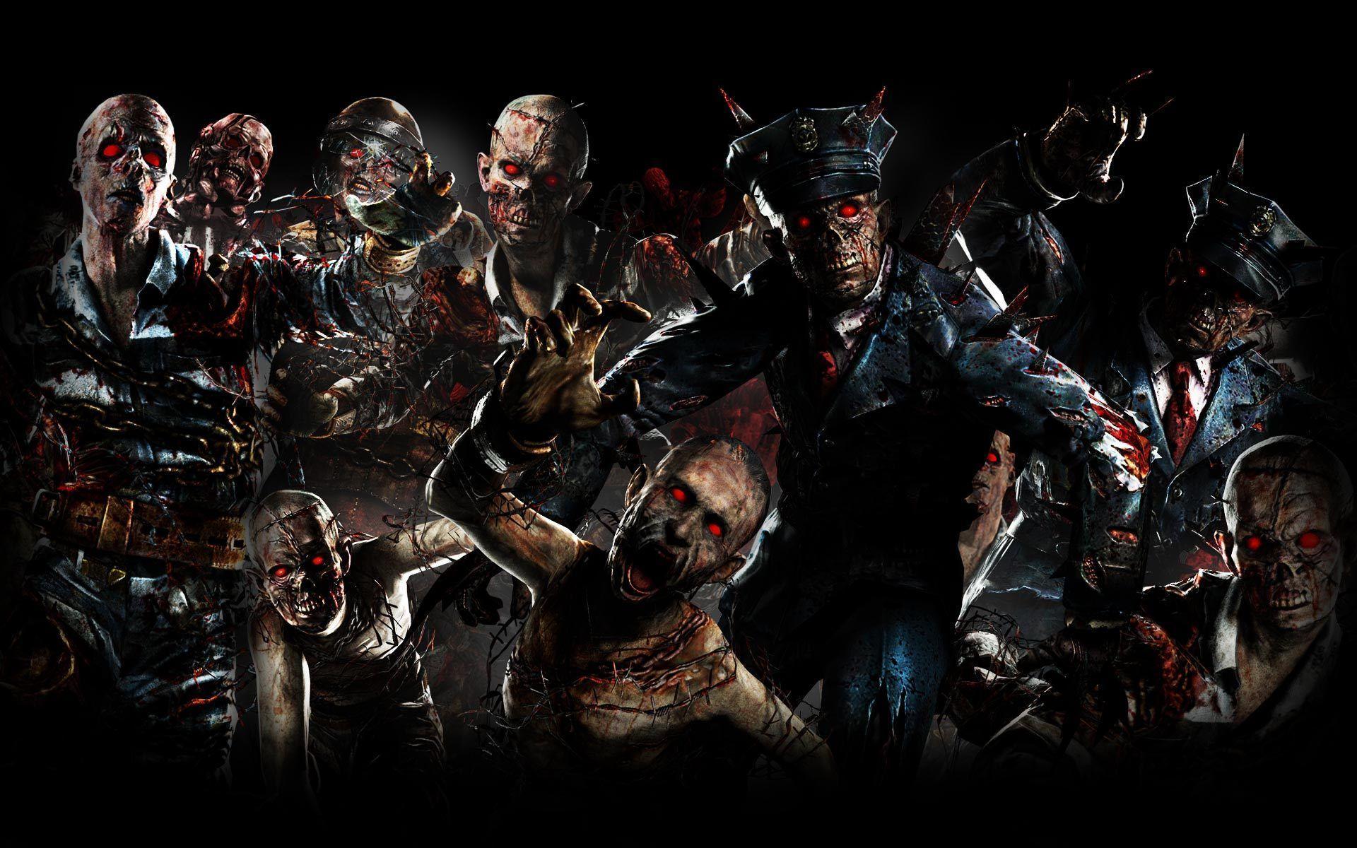 Zombies Wallpaper Hd Posted By John Mercado