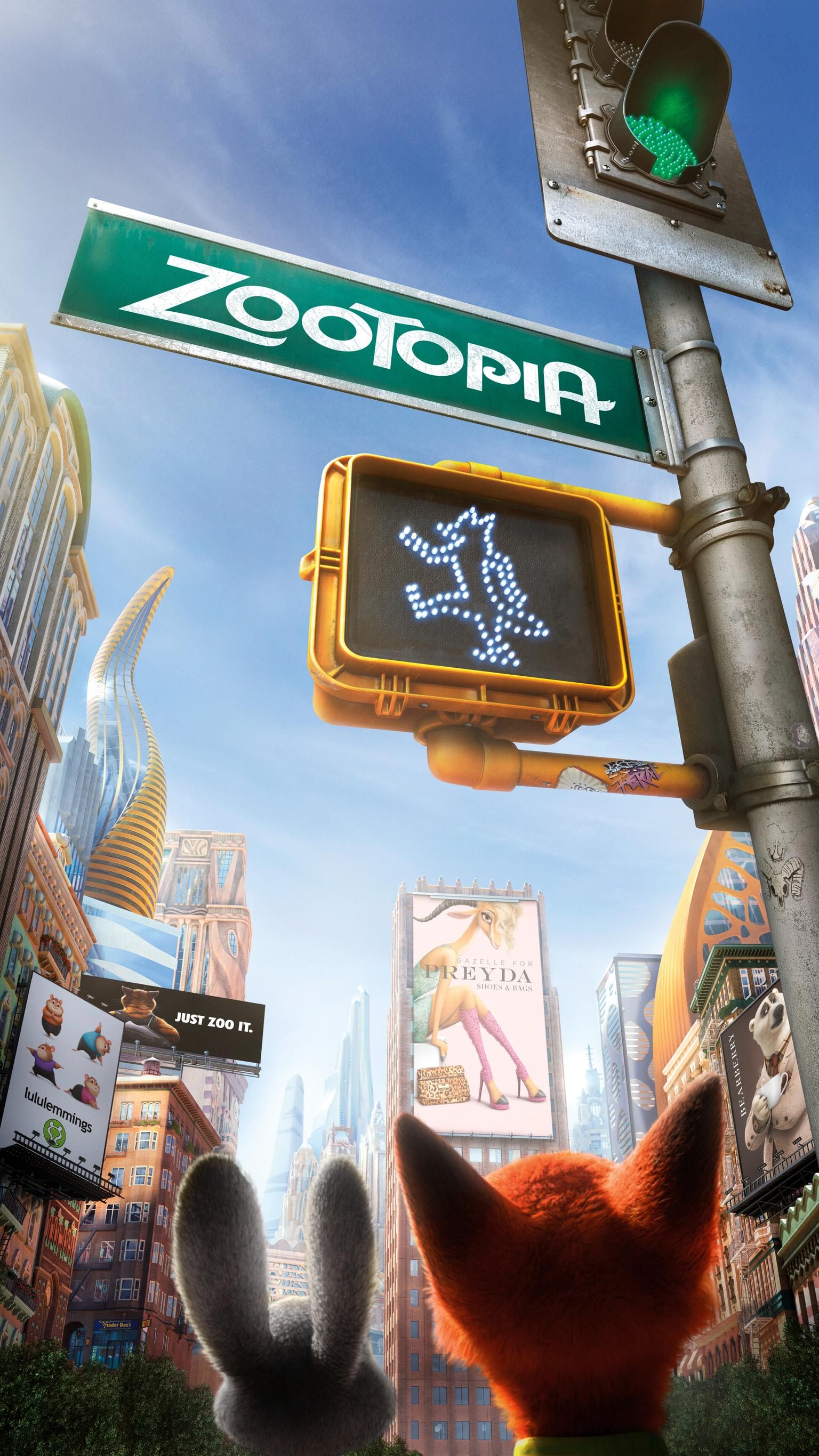 Zootopia Wallpaper Posted By Samantha Peltier