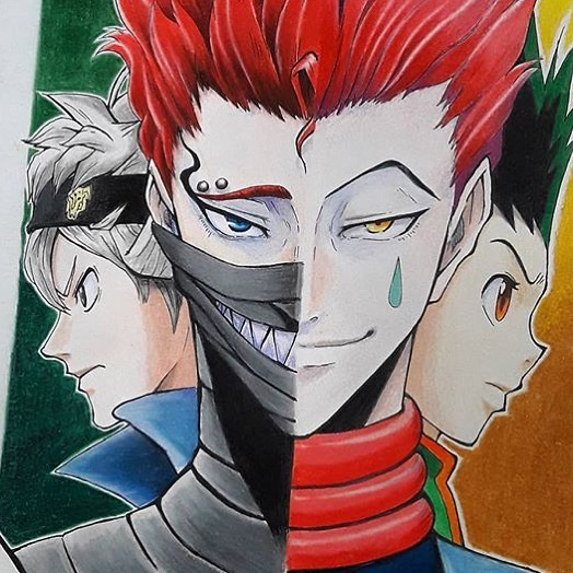 Black Clover Xerx Lugner Wallpaper - Anime Wallpaper HD