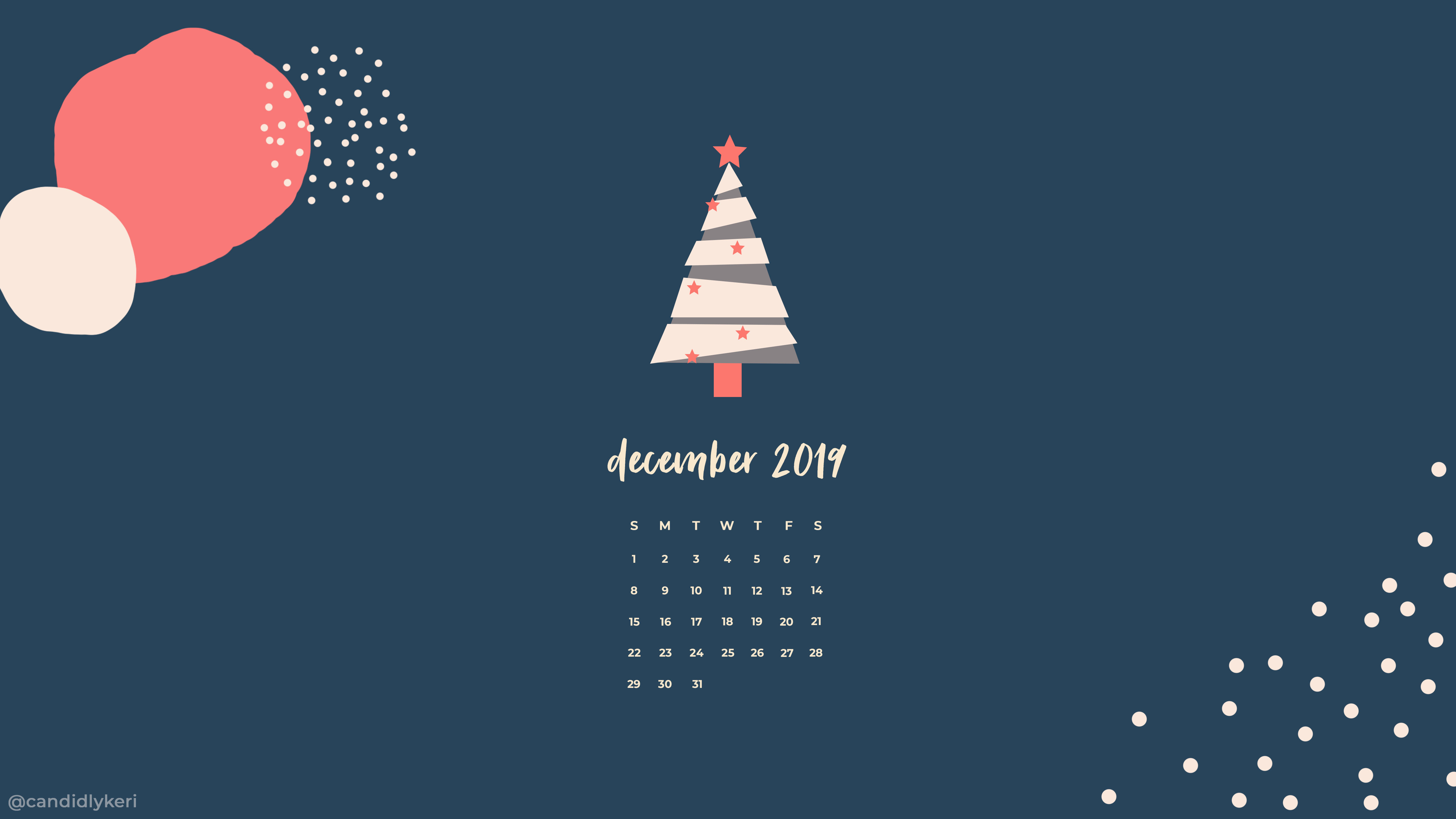 Aesthetic Christmas Computer Wallpapers Posted By Sarah Peltier