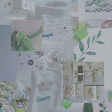 Aesthetic Light Green Wallpapers Posted By Zoey Thompson