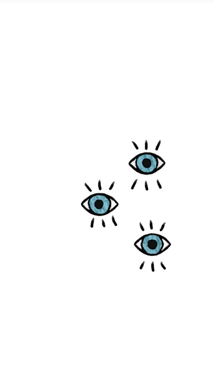 Evil Eye Wallpapers posted by Michelle Thompson