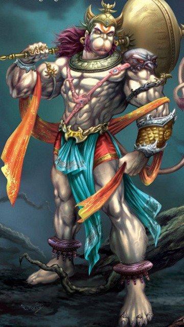 Hanuman 3d Wallpapers Posted By Ryan Johnson