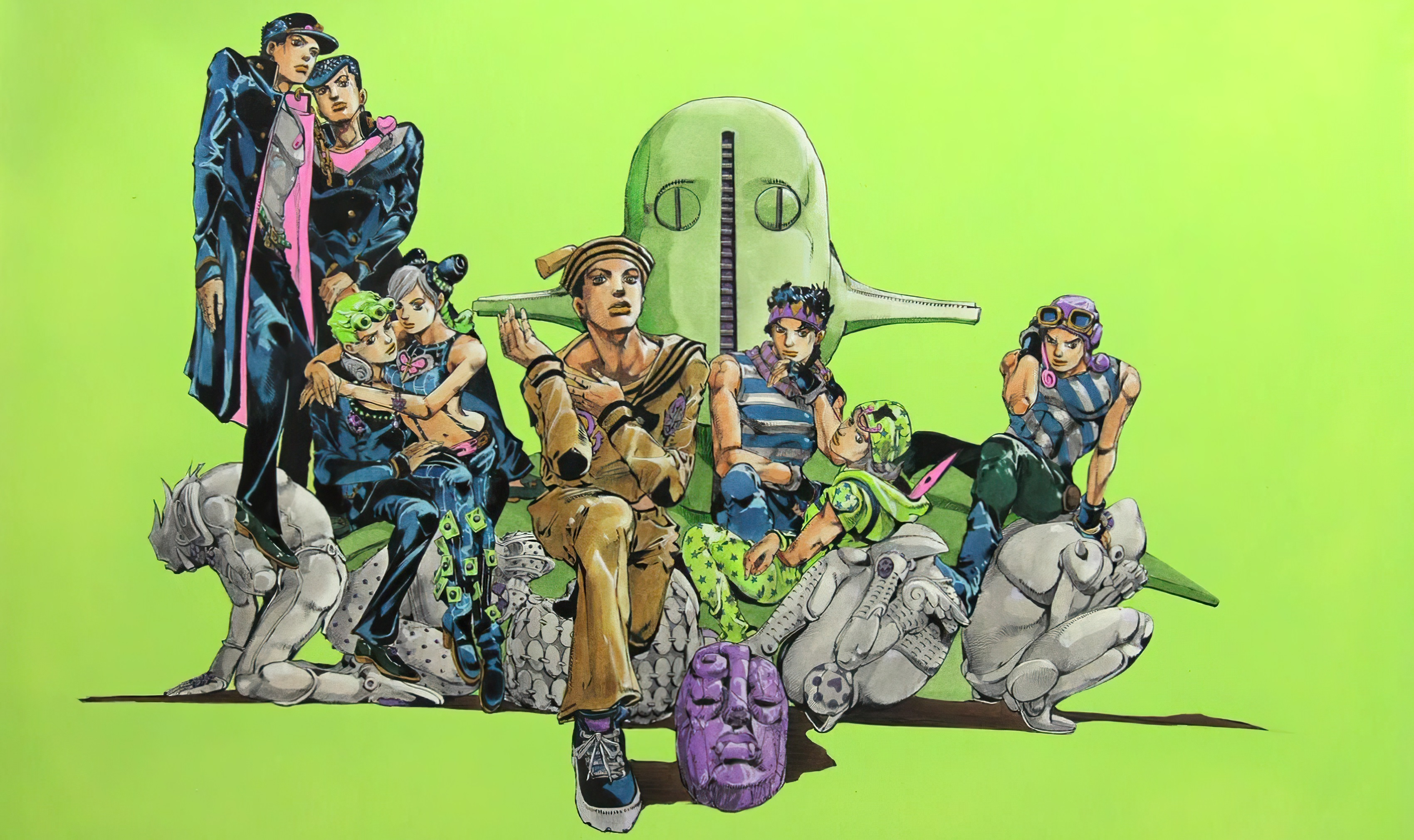 Jojo Part 20 Wallpapers posted by Sarah Thompson